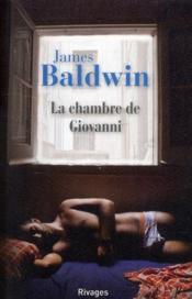 La chambre de Giovanni - Couverture - Format classique