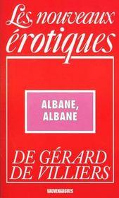 Albane Albane - Intérieur - Format classique