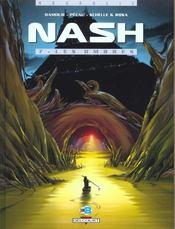 Nash t.7 ; les ombres - Intérieur - Format classique