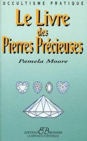 Le livre des pierres precieuses - Couverture - Format classique