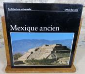 Mexique ancien. - Couverture - Format classique