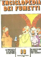 Enciclopedia Dei Fumetti N° 13 In Questo Numero, Beatrice, Fra Salmastro... Texte En Italien. - Couverture - Format classique