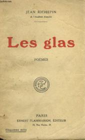 Les Glas. - Couverture - Format classique