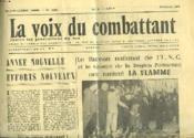 LA VOIX DU COMBATTANT, MENSUEL N°1290, OCTOBRE 1963. LE BUREU NATIONAL DE L'U.N.C. ET LE GROUPE DE LA REGION PARISIENNE ONT RANIME LA FLAMME / LE 20e ANNIVERSAIRE DE LA LIBERATION DE LA CORSE / L'U.N.C. RECOIT LES ANCIENS COMBATTANTS AFRICAINS ET MALGACHE - Couverture - Format classique