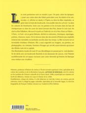 Les nuits parisiennes, XVIIIe-XXIe siècle - 4ème de couverture - Format classique