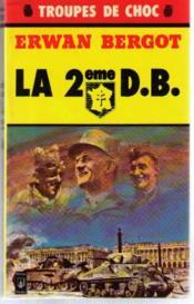 La 2e DB - Couverture - Format classique