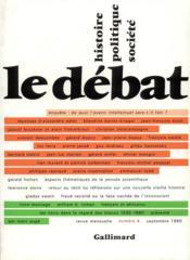 Revue Le Débat N.4 - Couverture - Format classique