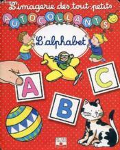 L'alphabet ; autocollants - Couverture - Format classique