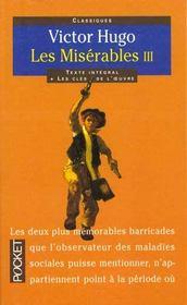 Les Misérables t.3 - Intérieur - Format classique