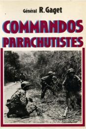 Commandos Parachutistes - Couverture - Format classique