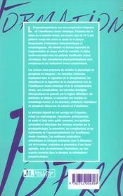 Hyperphosphatemie Dans L'Insuffisance Renale Chronique - 4ème de couverture - Format classique