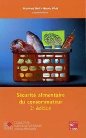 Securite Alimentaire Du Consommateur, 2. Ed. (Collection Staa) - Couverture - Format classique