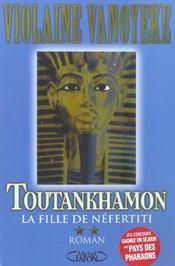 Toutankhamon - tome 2 la fille de nefertiti - vol02 - Intérieur - Format classique