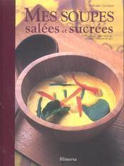 Mes soupes salees et sucrees - Intérieur - Format classique