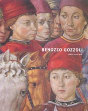 Benozzo Gozzoli - Couverture - Format classique