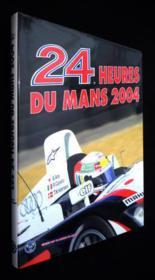 24 heures du mans 2004 - Couverture - Format classique