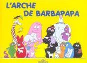 BARBAPAPA ; l'arche de Barbapapa - Intérieur - Format classique