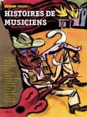 Histoires De Musiciens - Couverture - Format classique