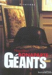 Napoleon Bonaparte - Intérieur - Format classique