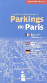 Parkings De Paris - Couverture - Format classique