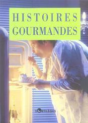Histoires gourmandes - Intérieur - Format classique