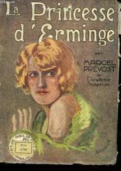 La Princesse D'Erminge - Couverture - Format classique
