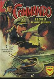 Commando 601. Recueil De Bandes Dessinees. L'As Des As / Le Soldat De L'Espace / Pour L'Honneur. - Couverture - Format classique