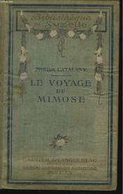 Le Voyage De Mimose - Couverture - Format classique