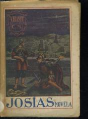 Josias, Novela - Couverture - Format classique