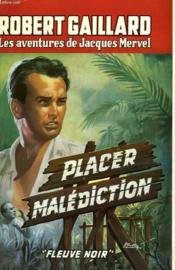 Placer Malediction - Couverture - Format classique