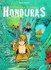 Honduras - Couverture - Format classique