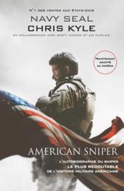 American sniper - Couverture - Format classique