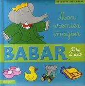Babar ; mon premier imagier - Intérieur - Format classique