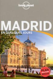 Madrid en quelques jours (4e édition) - Couverture - Format classique
