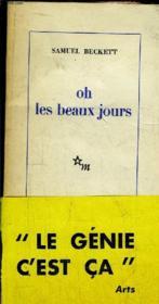 Oh Les Beaux Jours - Couverture - Format classique
