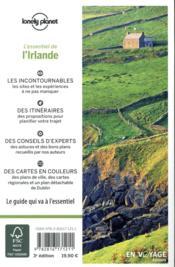 Irlande (3e édition) - 4ème de couverture - Format classique