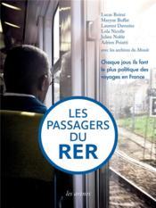 Les passagers du RER - Couverture - Format classique