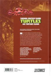 Les Tortues Ninja - TMNT T.11 ; leatherhead - 4ème de couverture - Format classique