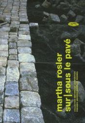 Martha Rosler - Couverture - Format classique