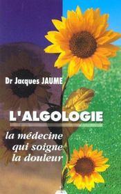 Algologie (l') - Intérieur - Format classique