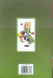 Aspirin t.3 - 4ème de couverture - Format classique