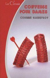 Coiffeuse Pour Dames - Couverture - Format classique