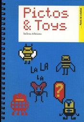 Pictos Et Toys - Intérieur - Format classique