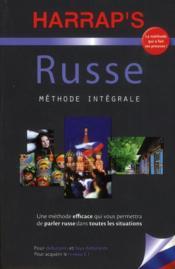 telecharger Russe – methode integrale – pour debutants et faux debutants livre PDF en ligne gratuit