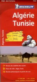 Algérie ; Tunisie - Couverture - Format classique