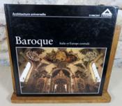 Baroque. Italie et Europe centrale. - Couverture - Format classique