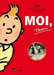Moi, Tintin - Couverture - Format classique