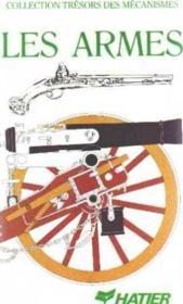 Les Armes - Couverture - Format classique