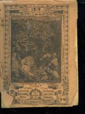 Almanach Du Pelerin 1919. - Couverture - Format classique