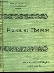Pierre Et Therese. - Couverture - Format classique